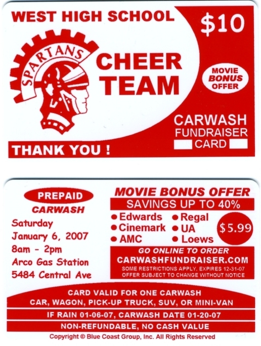 Car wash fundraiser tickets template free the best free for Free car wash ticket template